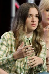 """Alice Englert – """"Top of the Lake: China Girl"""" TV Show Panel at TCA Summer Press Tour in LA 07/29/2017"""