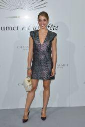 Alice Isaaz – Chaumet Est Une Fete: Haute Coutue Collection Launch in Paris 07/02/2017