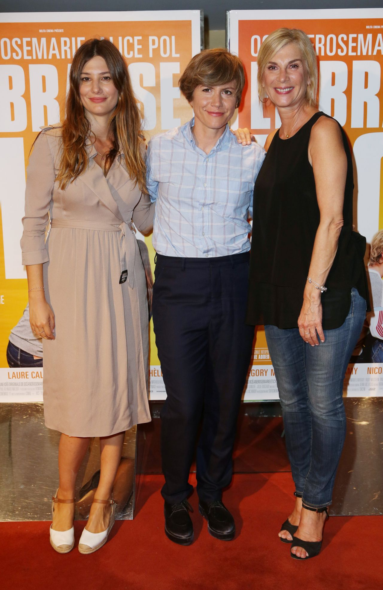 Alice pol embrasse moimovie premiere in paris naked (52 images)