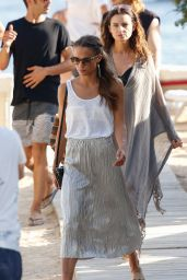 Alicia Vikander - Out and About in Ibiza 07/14/2017