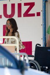 Alicia Vikander - Shopping in Ibiza, Spain 07/09/2017