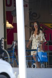 Alicia Vikander - Shopping in Ibiza, Spain 07/09/2017