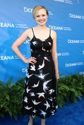 Alison Pill - Oceana SeaChange Summer Party in LA 07/15/2017