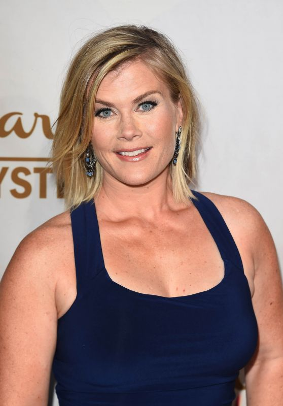Alison Sweeney – Hallmark Evening Event at TCA Summer Press Tour in LA 07/27/2017