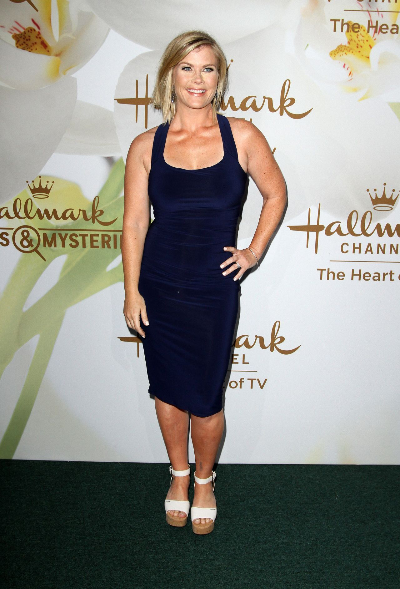 Alison Sweeney – Hallmark Evening Event at TCA Summer ...