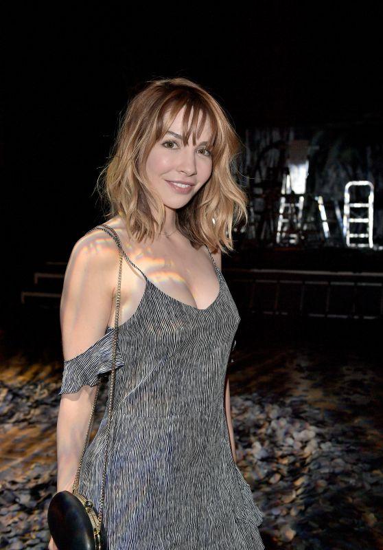 Alix Benezech - Franck Sorbier Fashion Show in Paris 07/05/2017