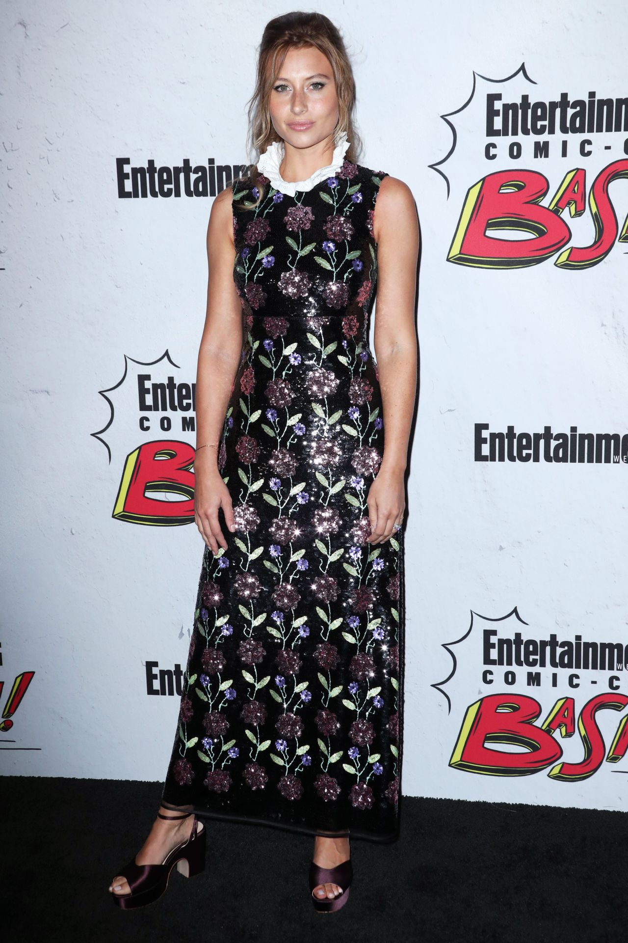 Aly Michalka – EW Party at San Diego Comic-Con ...