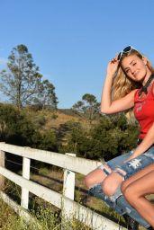 Amanda AJ Michalka - Social Media Pics 07/05/2017