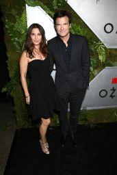 "Amanda Anka – NETFLIX Original Series ""Ozark"" Premiere in NY 07/20/2017"