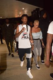 Amber Rose Night Out - Making a Club appearance in Atlanta 07/12/2017