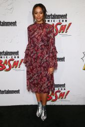 Amber Stevens West – EW Party at San Diego Comic-Con International 07/22/2017