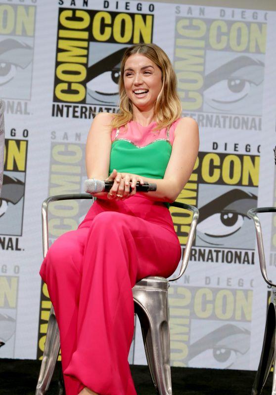 Ana de Armas - Warner Bros. Pictures Presentation at Comic-Con in San Diego 07/22/2017