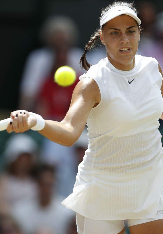 Ana Konjuh – Wimbledon Championships 07/10/2017