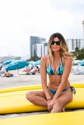 Anastasia Ashley Bikini Photos - Babes, Boards & Brunch at The Miami Beach Edition 07/21/2017