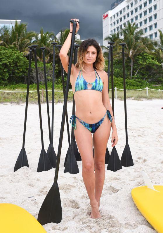 Anastasia Ashley Bikini Photos - Babes, Boards & Brunch at The Miami Beach Edition 07/21/2017