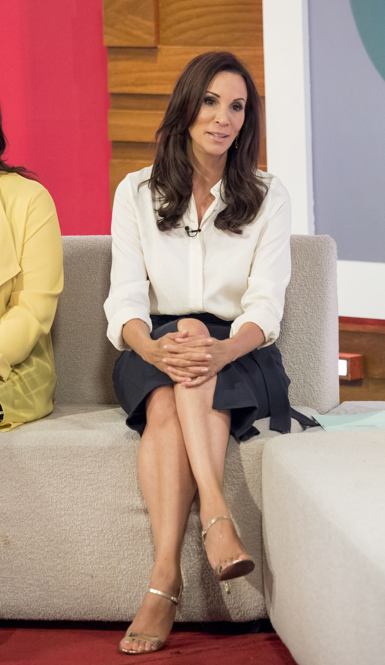Andrea mclean loose women have