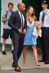 Andrea Rajacic – Wimbledon Championships in London Finals 07/16/2017