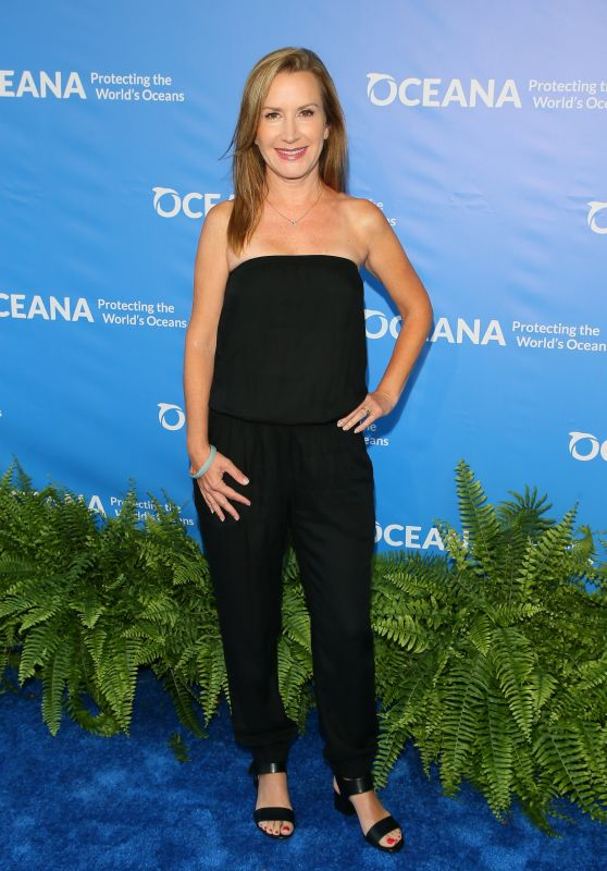 Angela Kinsey – Oceana SeaChange Summer Party in LA 07/15/2017
