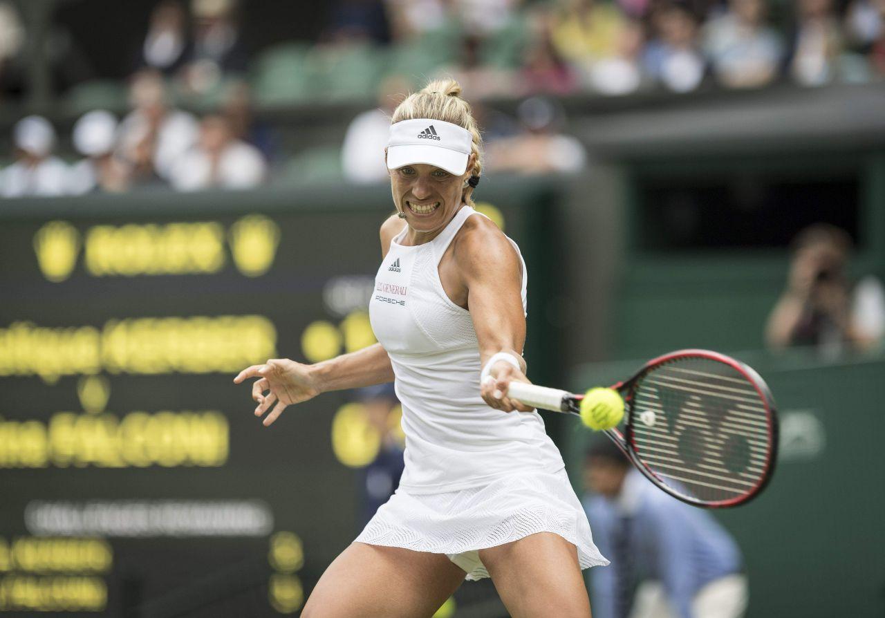Kerber Wimbledon 2020