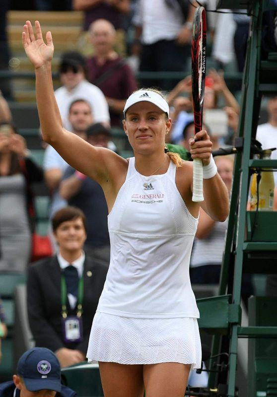 Angelique Kerber – Wimbledon Championships in London 07/05/2017