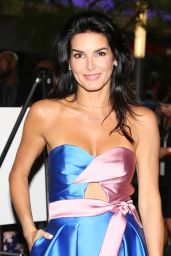 Angie Harmon – Sports Humanitarian of the Year Award in Los Angeles 07/11/2017