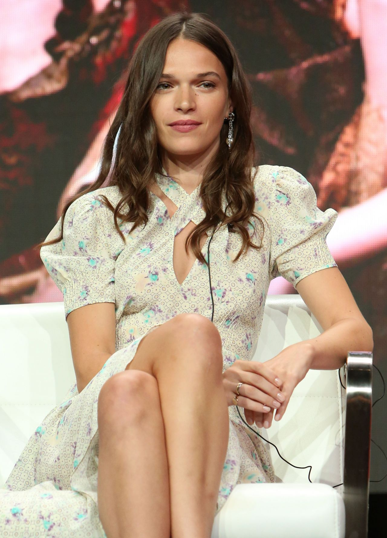 "Anna Brewster - ""Versailles"" TV Show Panel at TCA Summer ..."