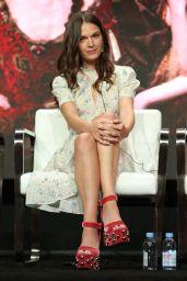 "Anna Brewster - ""Versailles"" TV Show Panel at TCA Summer Press Tour in LA 07/29/2017"