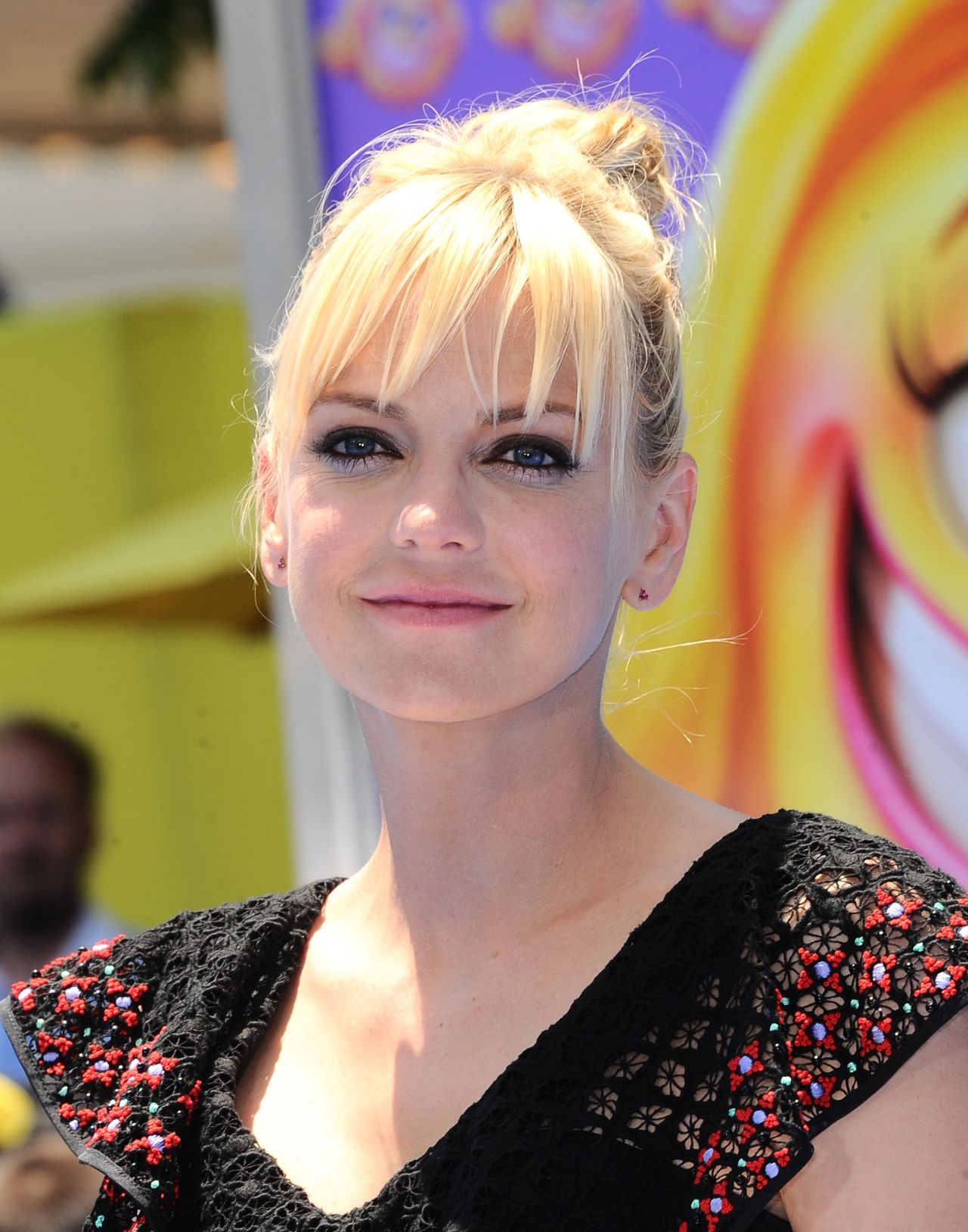 Anna Faris Quot The Emoji Movie Quot Premiere In Westwood 07 23 2017