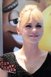 "Anna Faris - ""The Emoji Movie"" Premiere in Westwood 07/23/2017"