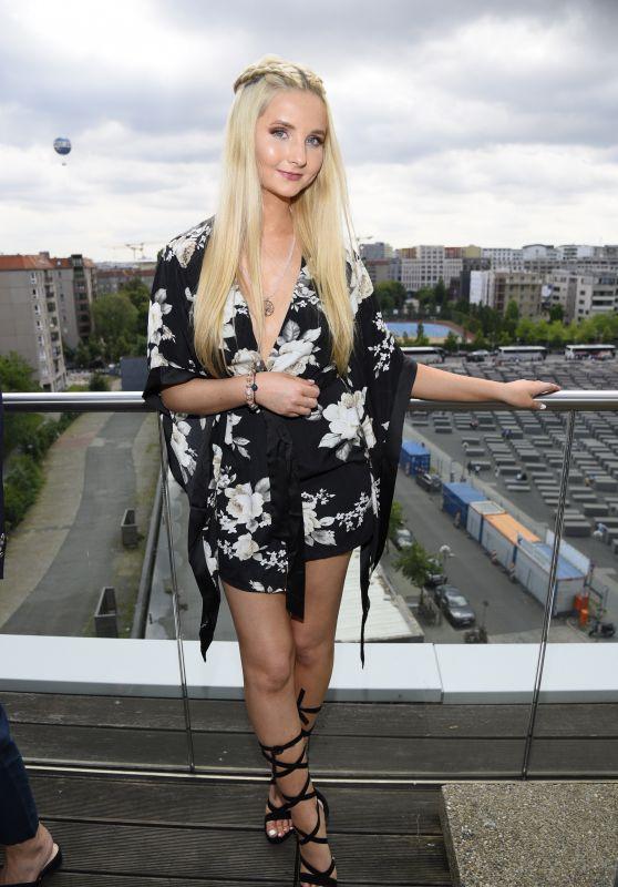 Anna Hiltrop - Thomas Sabo Fashion Cocktail - Mercedes Benz Fashion Week in Berlin 07/05/2017