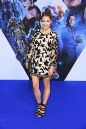"""Anna Julia Kapfelsperger – """"Valerian and the City of a Thousand Planets"""" Premiere in Berlin 07/19/2017"""