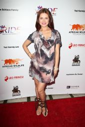 "Anna Trebunskaya – Ride Foundation Inaugural Gala ""Dance For Africa"" in LA 07/23/2017"