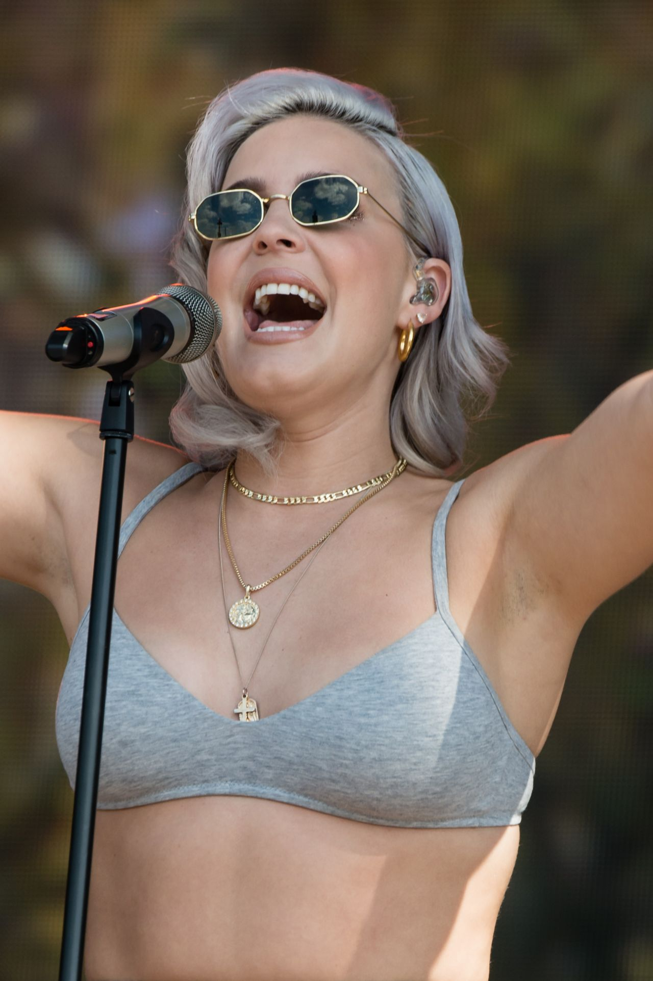 Anne-Marie – British Summer Time Festival in Hyde Park ...