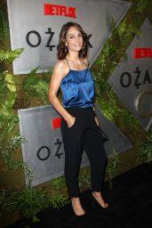 """Annie Parisse – NETFLIX Original Series """"Ozark"""" Premiere in NY 07/20/2017"""