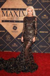 Anya Benton – Maxim Hot 100 Party in Los Angeles 06/24/2017