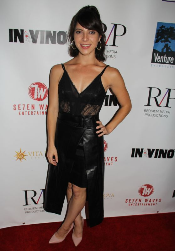 """Ashley Arpel Greenwald – """"In Vino"""" Preview Screening in Beverly Hills 07/27/2017"""