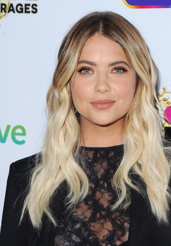 Ashley Benson – iGo.Live Launch Event in Los Angeles 07/26/2017