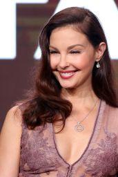 "Ashley Judd - EPIX ""Berlin Station"" TV Show Panel at TCA Summer Press Tour in LA 07/25/2017"