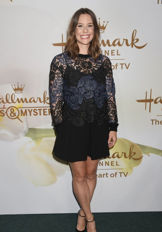 Ashley Williams – Hallmark Evening Event at TCA Summer Press Tour in LA 07/27/2017