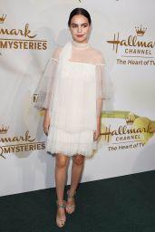 Bailee Madison – Hallmark Evening Event at TCA Summer Press Tour in LA 07/27/2017
