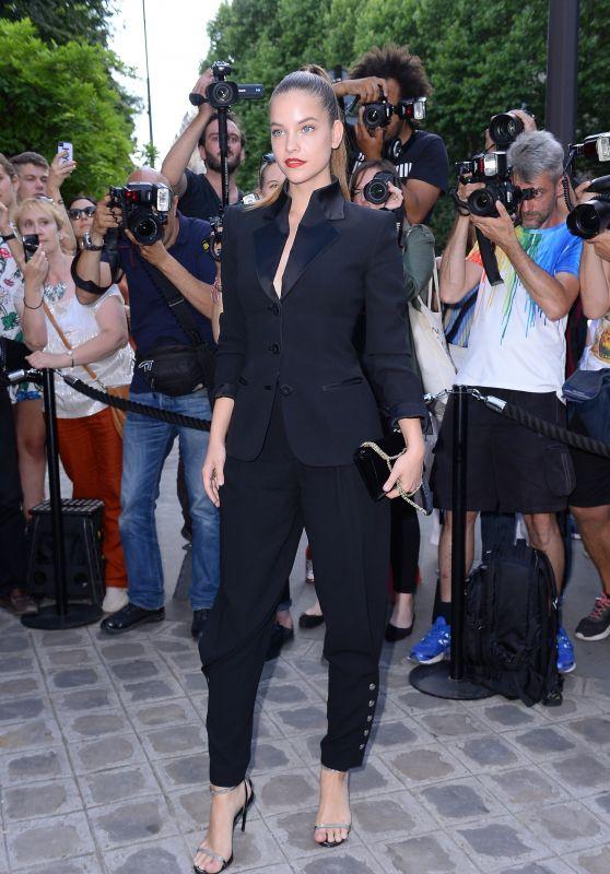 Barbara Palvin – Vogue Party at Paris Fashion Week 07/04/2017