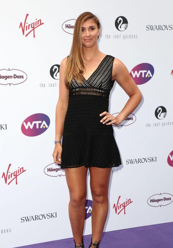 Beatriz Haddad Maia – WTA Pre-Wimbledon Party in London 06/29/2017