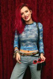 Bella Thorne - Visits SiriusXM Studios in NYC 07/17/2017