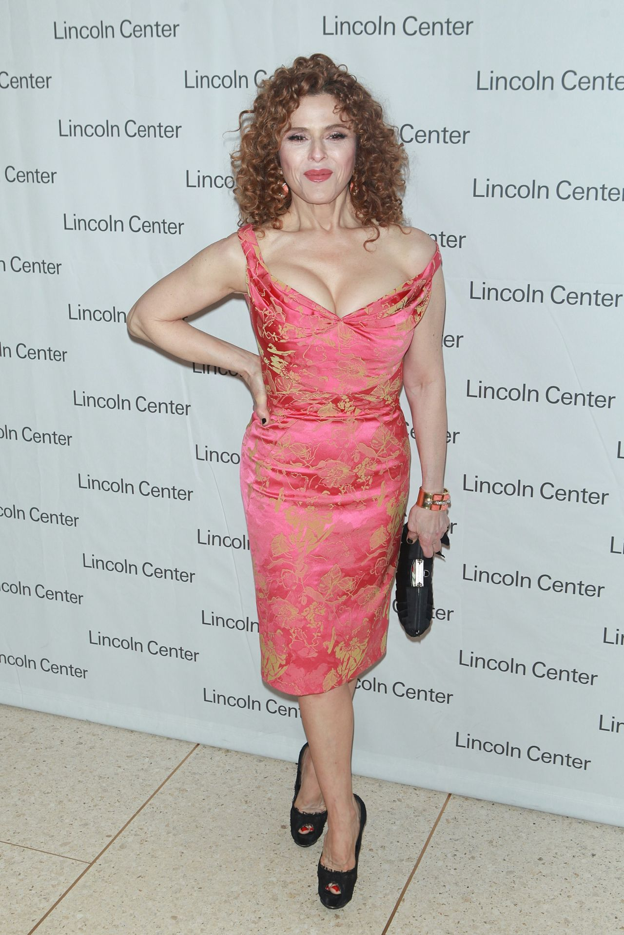 Bernadette Peters - Lincoln Center's Mostly Mozart Opening ...