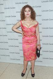 Bernadette Peters - Lincoln Center
