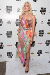 """BETSY – Notion Magazine """"Vibes"""" Party in London 07/08/2017"""