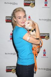 Betsy Wolfe – Broadway Barks Animal Adoption Event in New York 07/08/2017