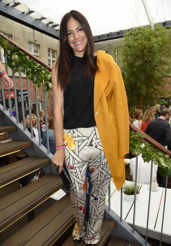 Bettina Zimmermann – Gala Fashion Brunch at Mercedes-Benz Fashion Week in Berlin 07/07/2017