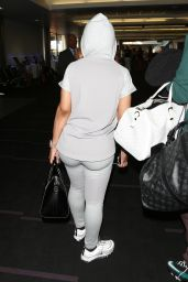 Blac Chyna - Heads to ATL for a Club Appearance in LA 07/15/2017
