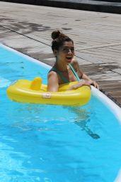Blanca Blanco in a Swimsuit - Ischia, Italy 07/10/2017